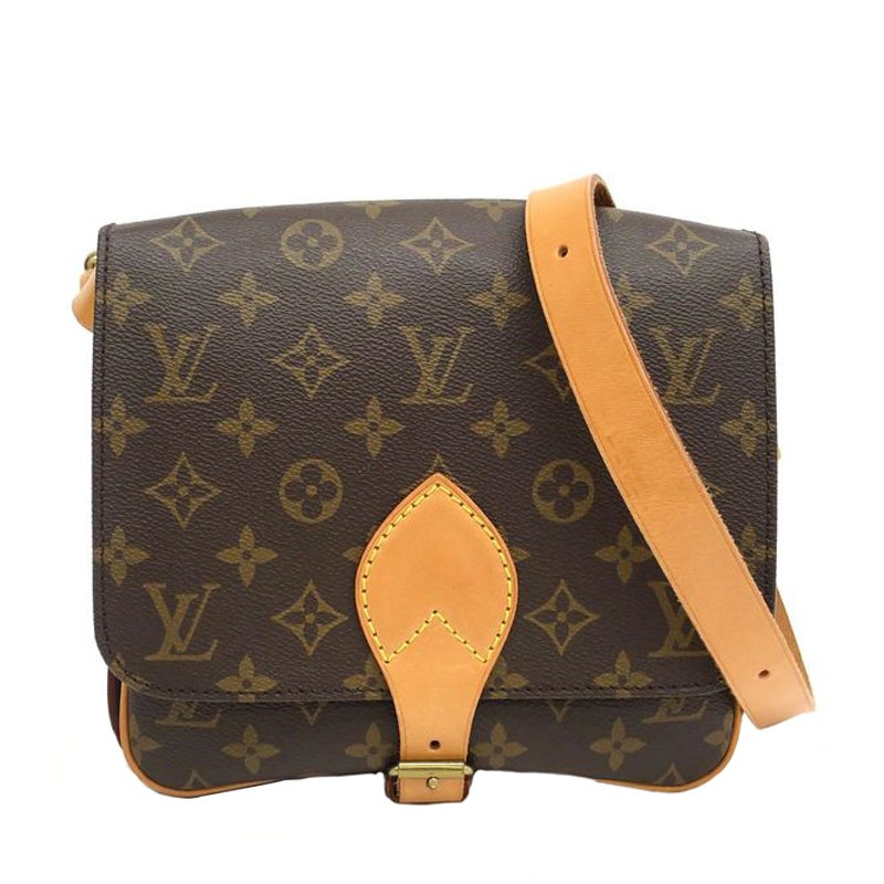 e9310514087a ... Louis Vuitton Monogram Canvas Cartouchiere MM Shoulder Bag. nextprev.  prevnext