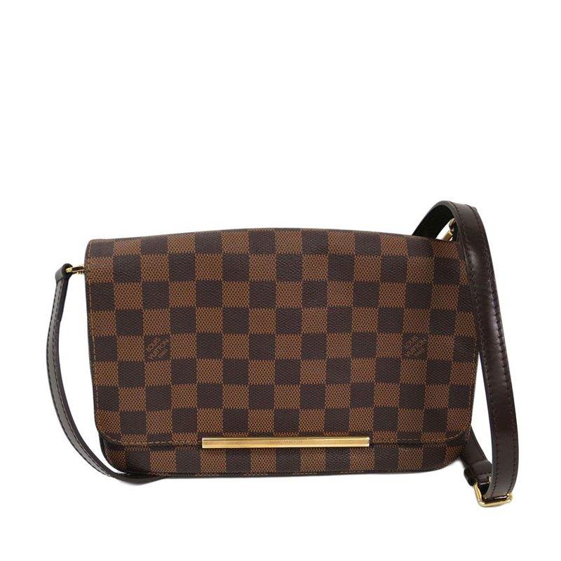 Buy Louis Vuitton Damier Ebene Hoxton PM Crossbody Shoulder Bag 47514 at  best price  df96689e4e085