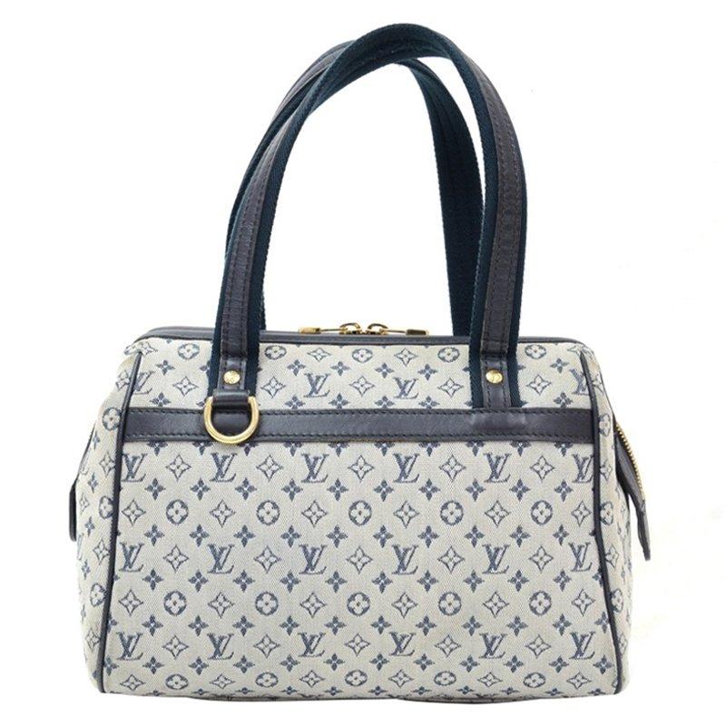 ... Louis Vuitton Blue Monogram Mini Lin Josephine PM Shoulder Bag.  nextprev. prevnext ee0adbf11046