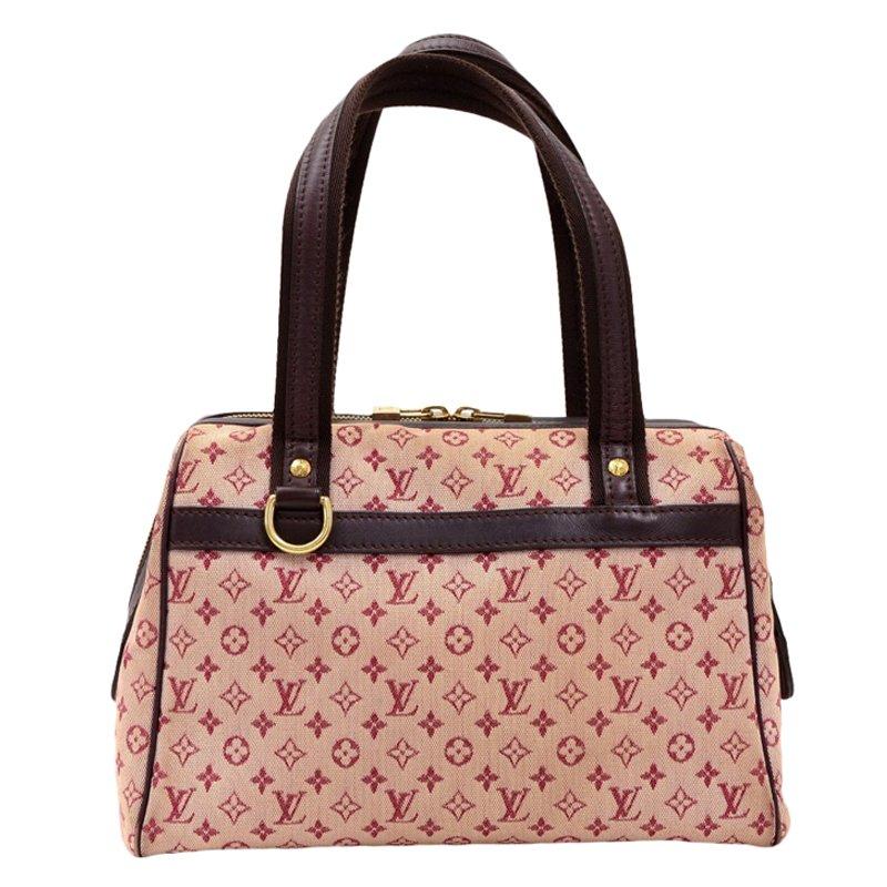 ... Louis Vuitton Red Monogram Mini Lin Josephine Shoulder Bag PM. nextprev.  prevnext a3af7e2048aa4