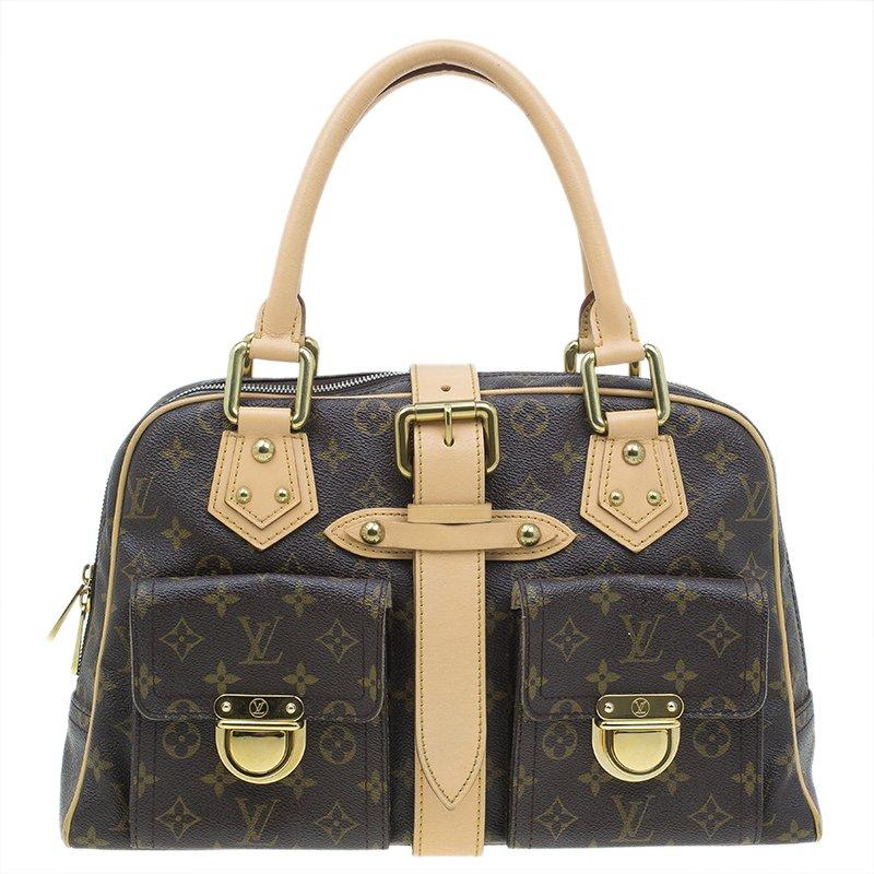 06646b2f3a5b ... Louis Vuitton Monogram Canvas Manhattan GM Bag. nextprev. prevnext