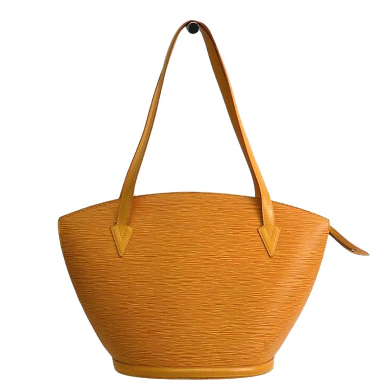 edd245b13fa5 ... Louis Vuitton Tassil Yellow Epi Leather Saint Jacques Tote GM.  nextprev. prevnext