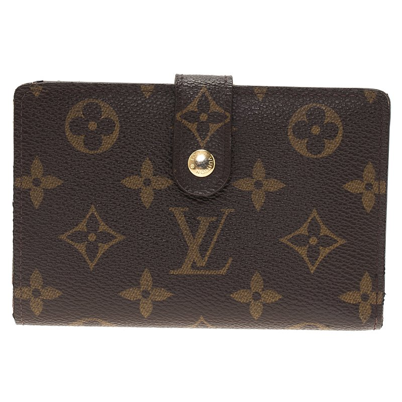 74218aba9e5 Buy Louis Vuitton Monogram Canvas French Purse 50193 at best price