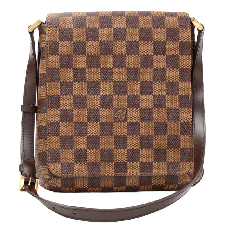 f8c6dc9503a4 ... Louis Vuitton Damier Ebene Canvas Musette Salsa Shoulder Bag. nextprev.  prevnext