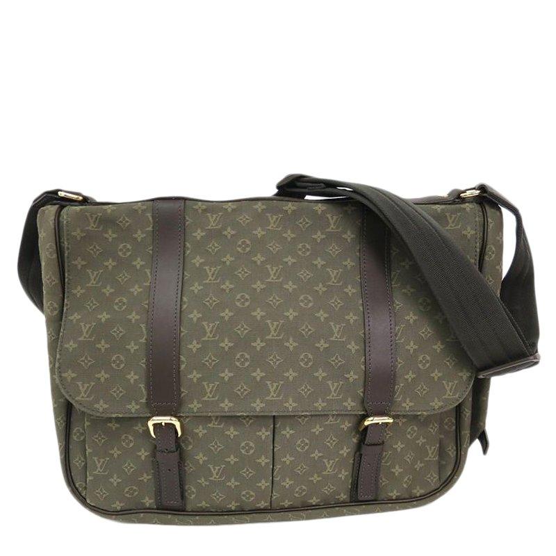 ... Louis Vuitton Khaki Monogram Mini Lin Sac Maman Messenger Bag. nextprev.  prevnext 444662403603b