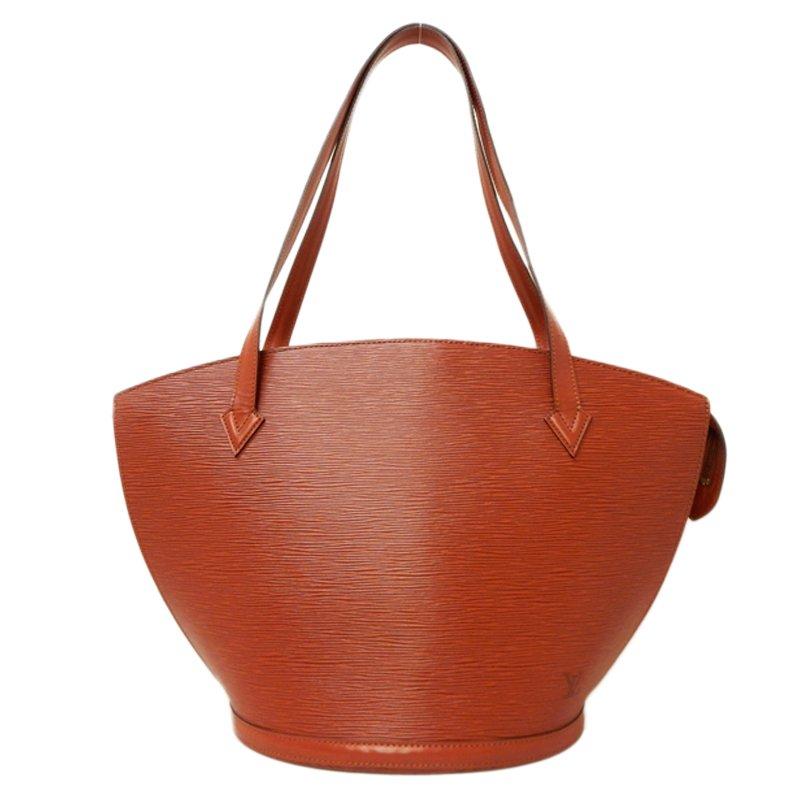 8bbd1af2aa0e ... Louis Vuitton Kenyan Fawn Epi Leather Saint Jacques GM Bag. nextprev.  prevnext