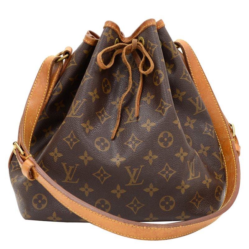 b27e6bfc3f90 ... Louis Vuitton Monogram Canvas Petit Noe Shoulder Bag. nextprev. prevnext