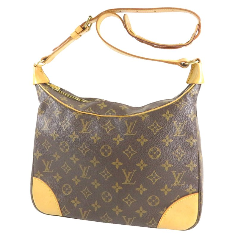 1555d4fefd6 Buy Louis Vuitton Monogram Canvas Boulogne Shoulder Bag 53246 at ...