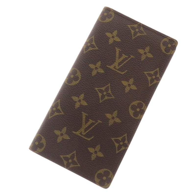 c159c1c40d9 Louis Vuitton Monogram Canvas Cult Long Bi-Fold Wallet