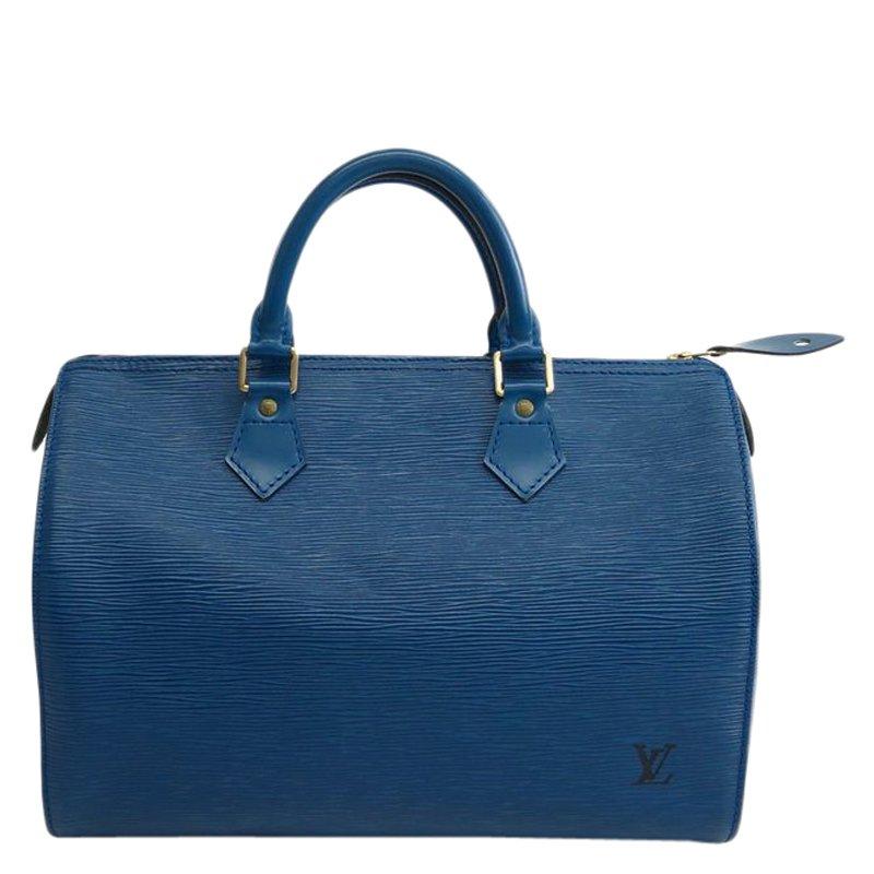 fd2039be5dcb ... Louis Vuitton Toledo Blue Epi Leather Speedy 30. nextprev. prevnext