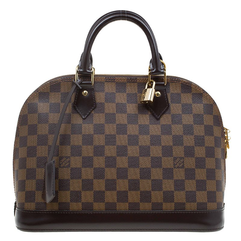 10280c4a8985 ... Louis Vuitton Damier Ebene Canvas Alma PM Bag. nextprev. prevnext