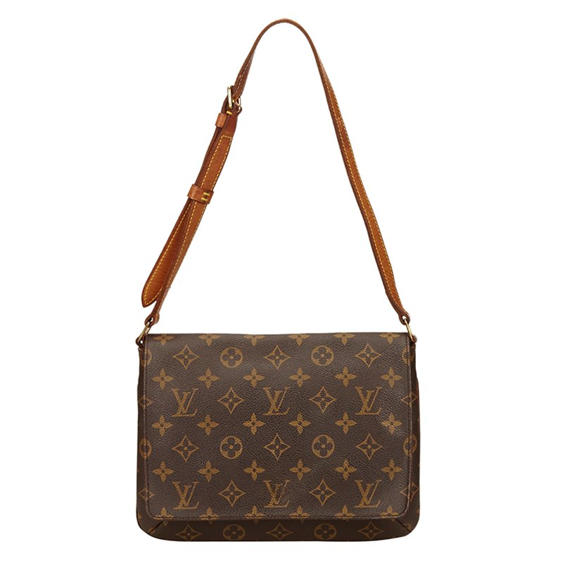 fb2315b6ec81 ... Louis Vuitton Monogram Musette Tango Short Strap Shoulder Bag.  nextprev. prevnext
