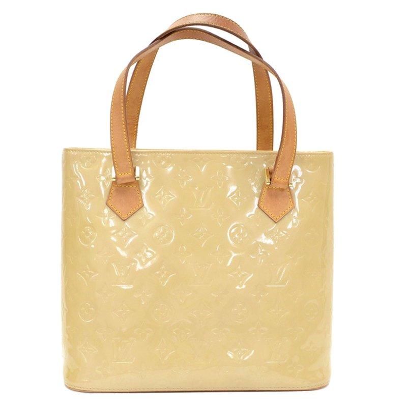 d1b082b399ca ... Louis Vuitton Noisette Monogram Vernis Houston Bag. nextprev. prevnext
