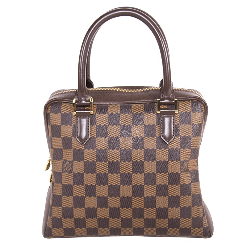 Buy Louis Vuitton Damier Ebene Canvas Brera Bag 69283 at best price ... b635d41f567a6
