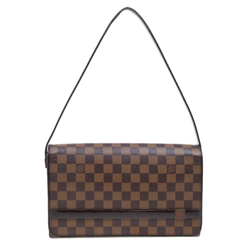 ... Louis Vuitton Damier Ebene Canvas Tribeca Long Bag. nextprev. prevnext 46c6137bdf602