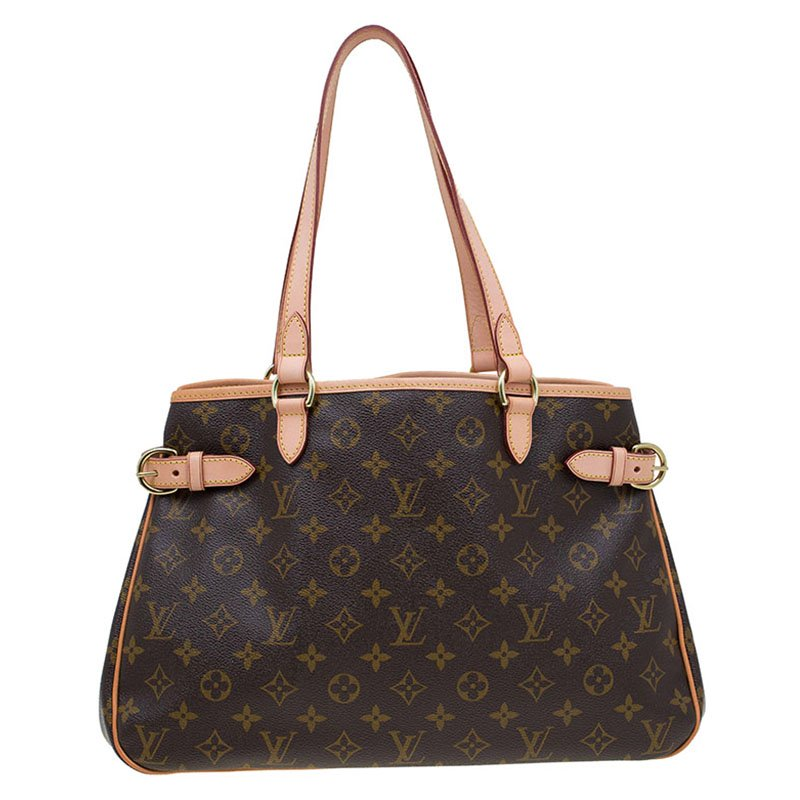 8c5b24e11702 ... Louis Vuitton Monogram Leather Batignolles Horizontal Bag. nextprev.  prevnext