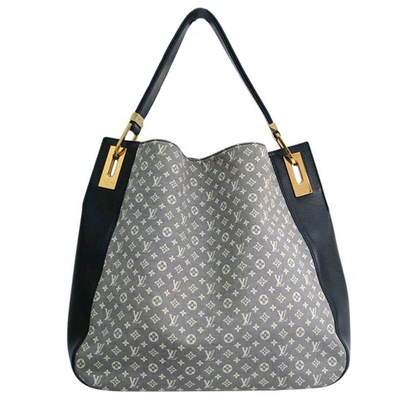 90635eed40 Louis Vuitton Encre Monogram Idylle Rendez-Vous PM Bag
