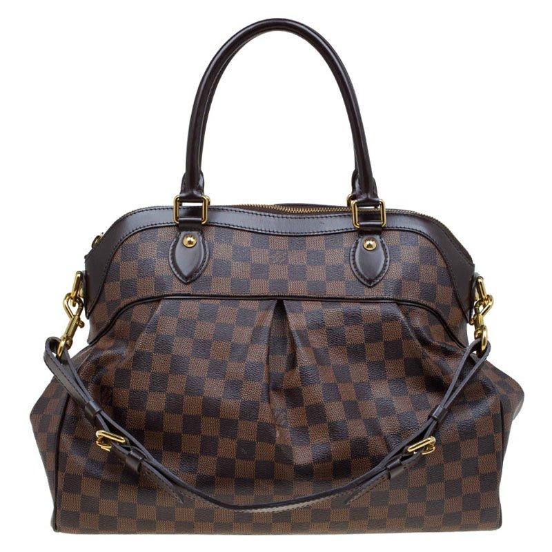 ... Louis Vuitton Damier Ebene Canvas Trevi GM Bag. nextprev. prevnext 57995ead77582