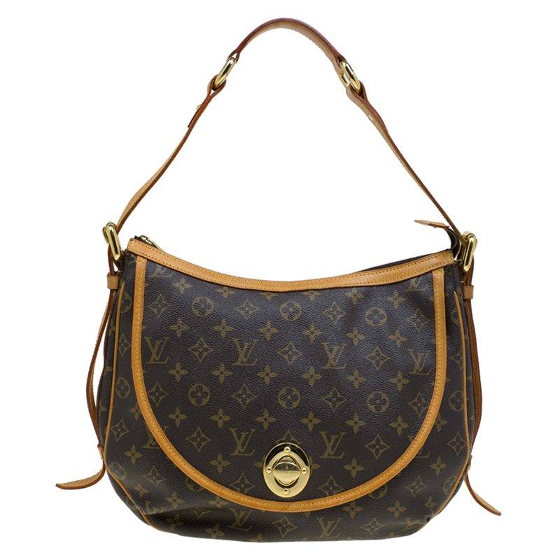 Buy Louis Vuitton Monogram Canvas Tulum GM Bag 78077 at best price  15cbf441c7711