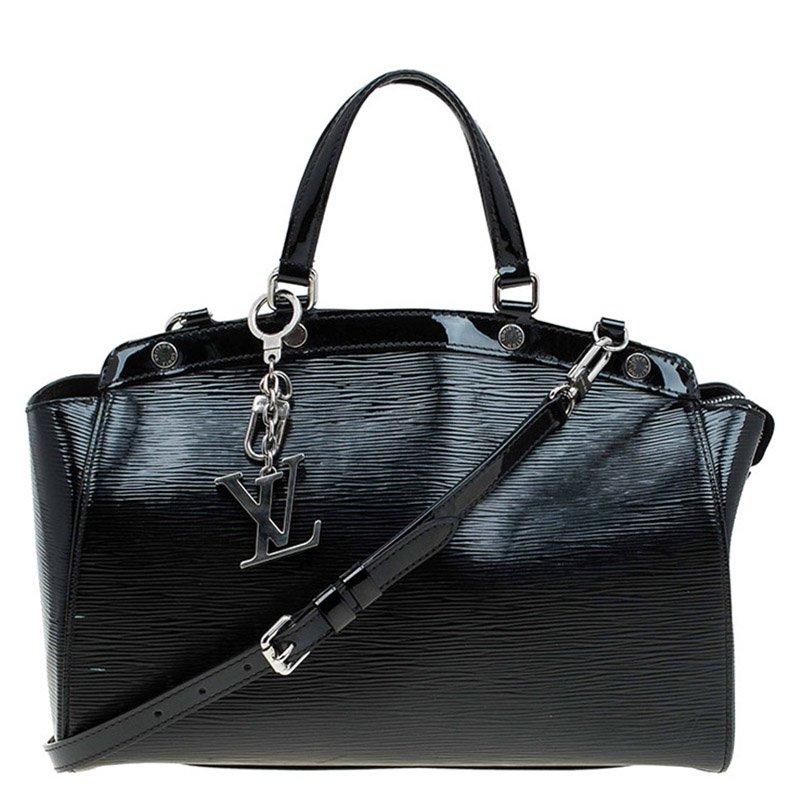 6bdd30fa5f5 ... Louis Vuitton Black Electric Epi Leather Brea MM Bag. nextprev. prevnext