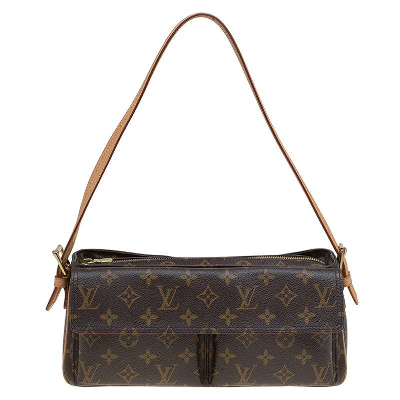 c3e732f8143c ... Louis Vuitton Monogram Canvas Viva Cite MM Bag. nextprev. prevnext
