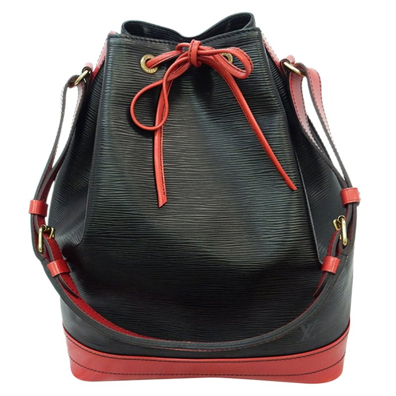 a516d28564ed Buy Louis Vuitton Bi Color Epi Leather Noe Bag 83310 at best price