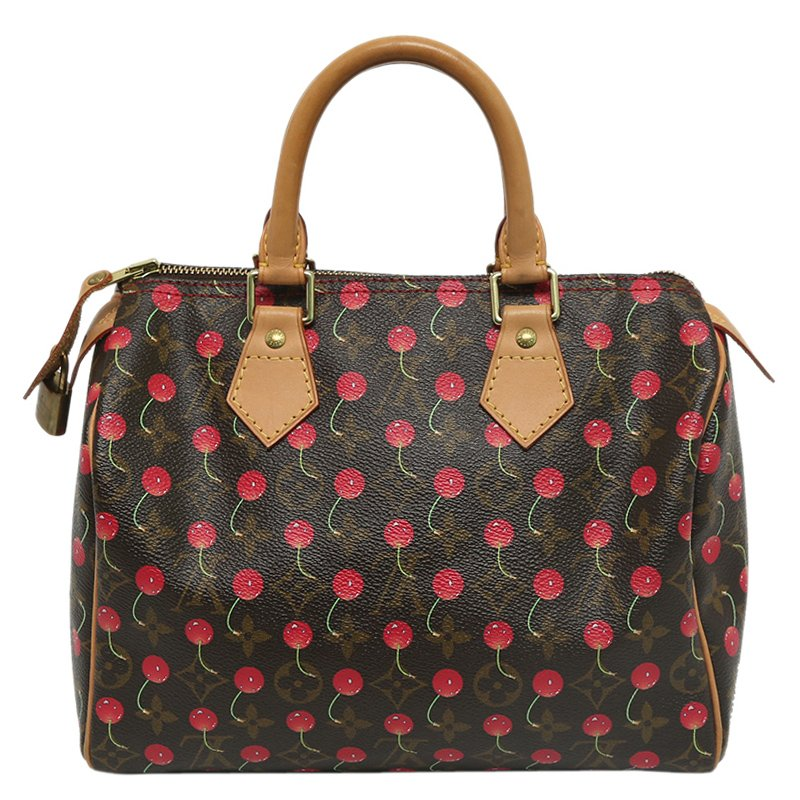 08a83b39feb4 ... Louis Vuitton Monogram Canvas Limited Edition Cerise Speedy 25 Bag.  nextprev. prevnext