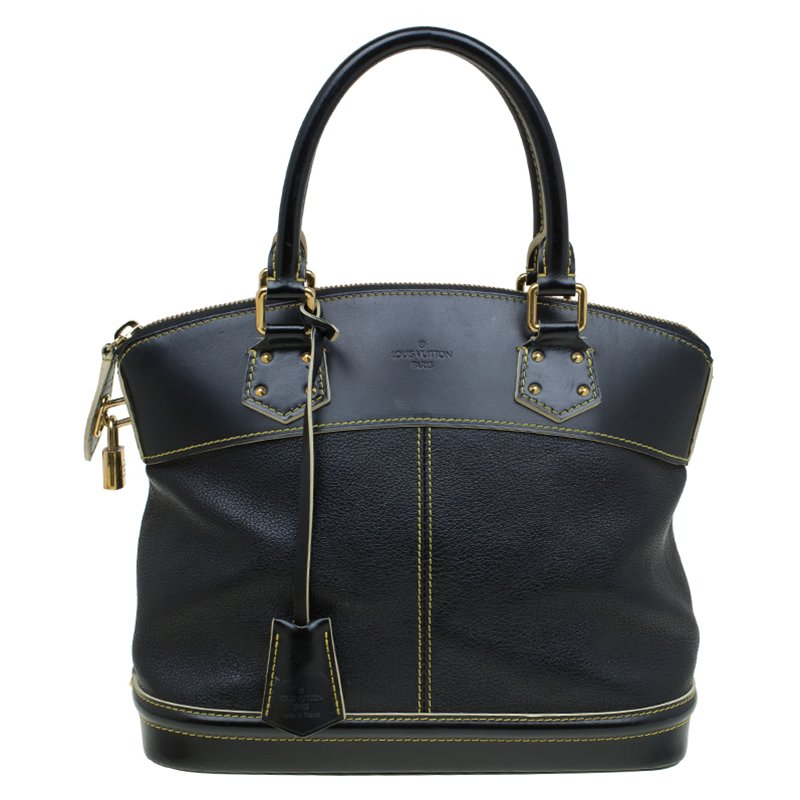 ... Louis Vuitton Black Suhali Leather Lockit PM Bag. nextprev. prevnext 336670e80b7f3