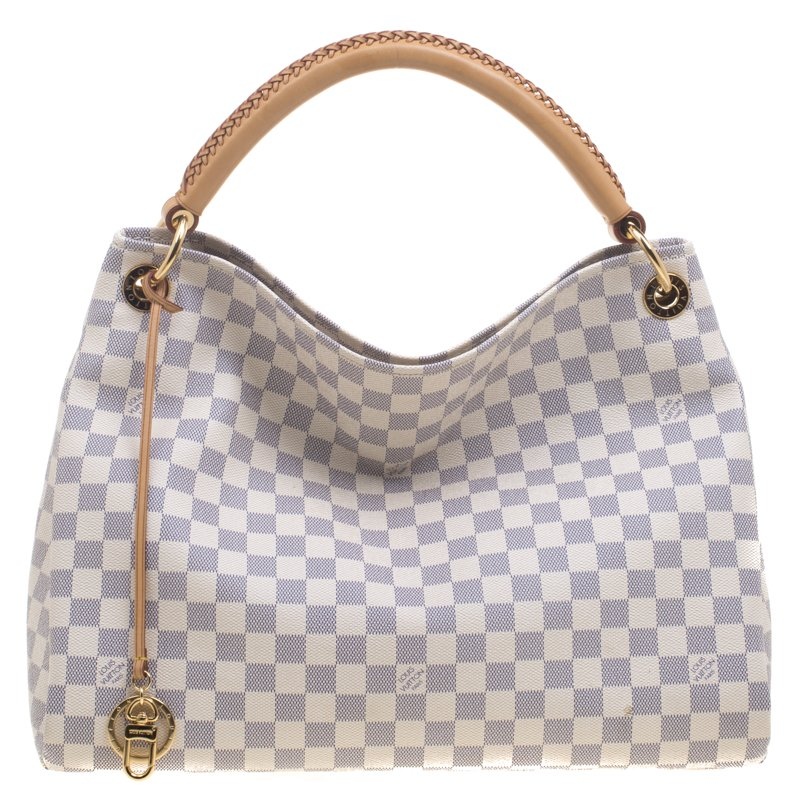 87b3caf09abc ... Louis Vuitton Damier Azur Canvas Artsy GM Bag. nextprev. prevnext