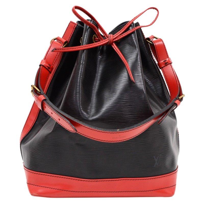 e4f72d9926be Buy Louis Vuitton Bi Color Epi Leather Noe Bag 94050 at best price