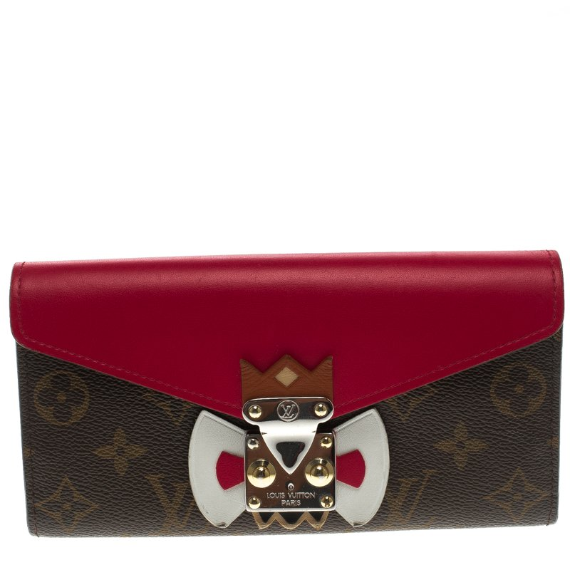 ... Louis Vuitton Monogram Canvas Tribal Mask Sarah Wallet. nextprev.  prevnext ee796390868e4