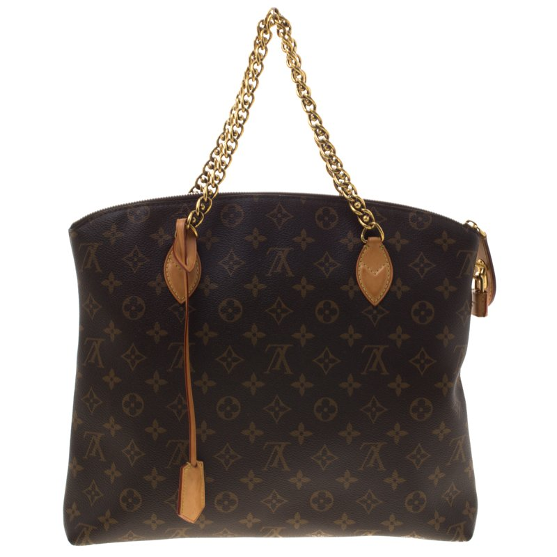 40efada5a8a2 Louis Vuitton Monogram Canvas Lockit Chain Bag. nextprev. prevnext ...