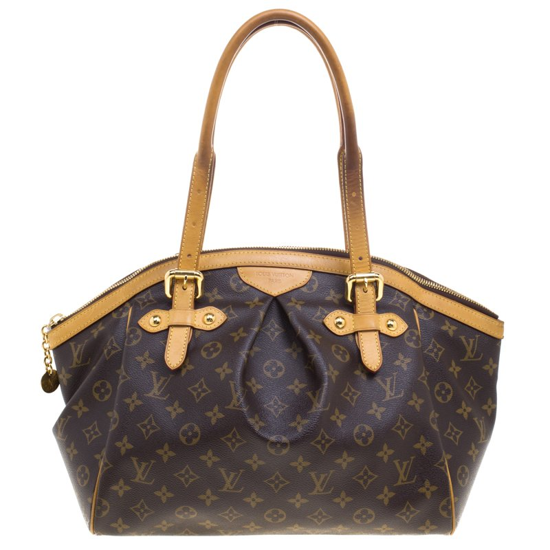 5ba769f55b20 Buy Louis Vuitton Monogram Canvas Tivoli GM Bag 96890 at best price ...