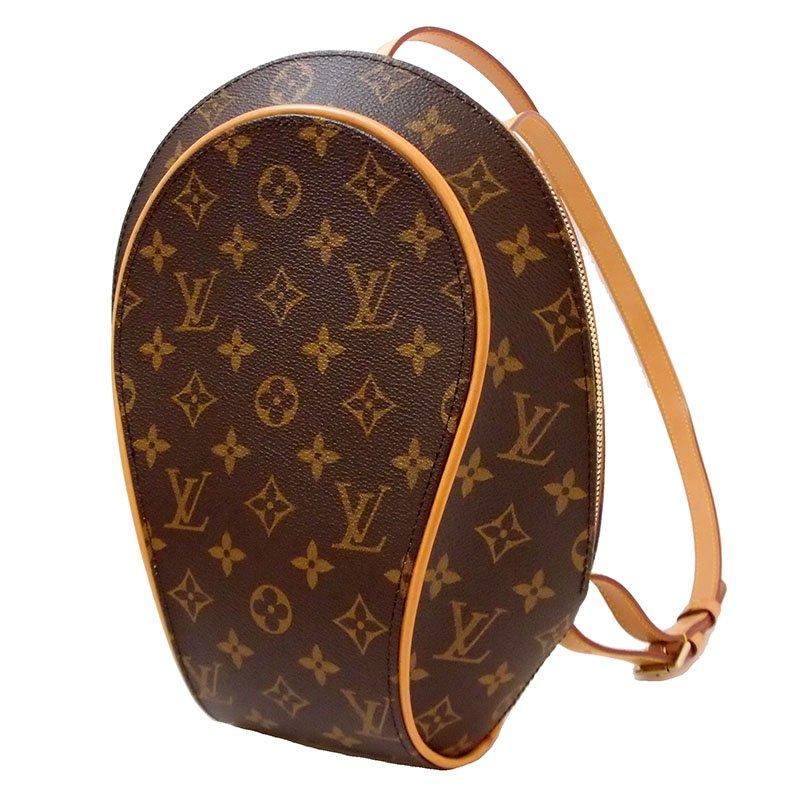 2019 meilleures ventes inégale en performance super populaire Louis Vuitton Monogram Canvas Ellipse Sac a Dos Backpack
