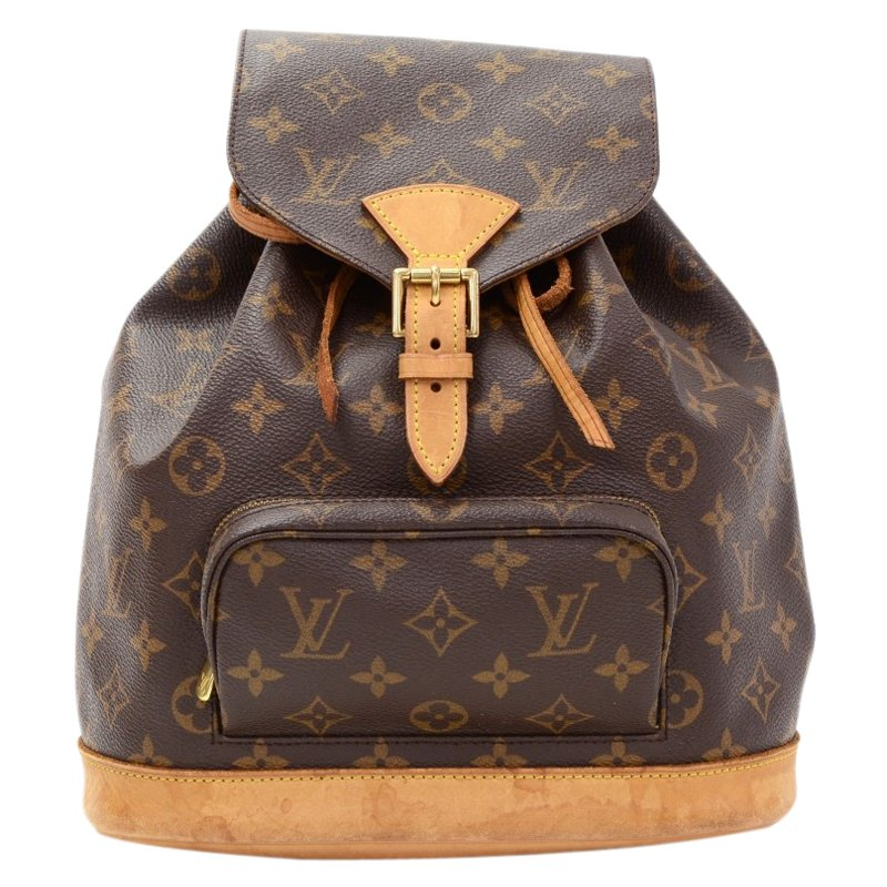 66584bebe49d ... Louis Vuitton Monogram Canvas Montsouris Backpack MM. nextprev. prevnext