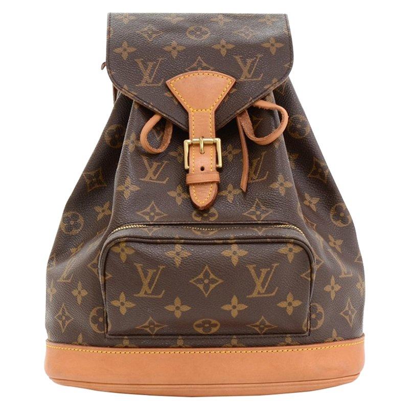4d29a58a79 ... Louis Vuitton Monogram Canvas Montsouris Backpack MM. nextprev. prevnext