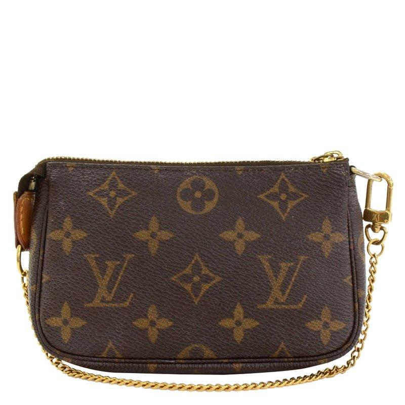 d7357eeaf748 ... Louis Vuitton Monogram Canvas Mini Pochette Accessoires. nextprev.  prevnext