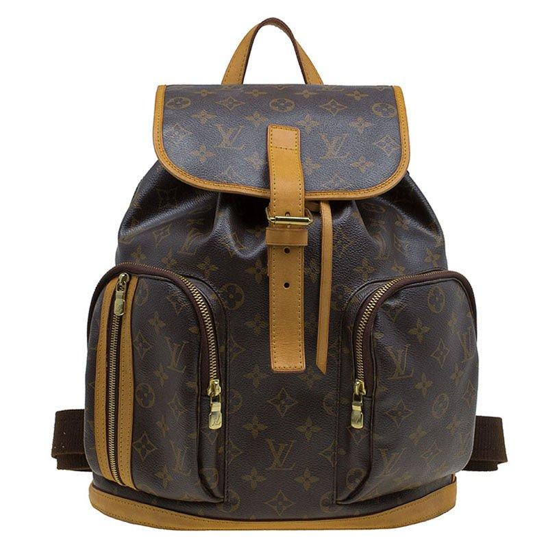 50488e3085 Buy Louis Vuitton Monogram Canvas Sac a Dos Bosphore Backpack 81774 ...