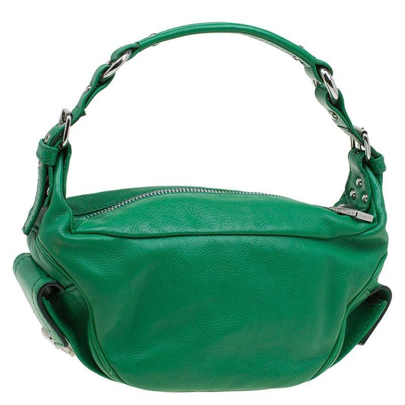 e411f306e40e ... Marc Jacobs Green Leather Small Katie Shoulder Bag. nextprev. prevnext