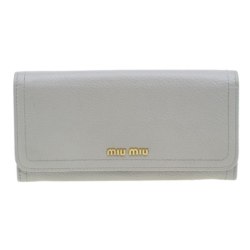 8f2a2610709 Miu Miu Continental Wallet - Best Photo Wallet Justiceforkenny.Org