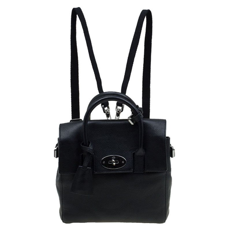 ... Mulberry Black Leather Mini Cara Delevingne Backpack Tote. nextprev.  prevnext afc0a4c72b