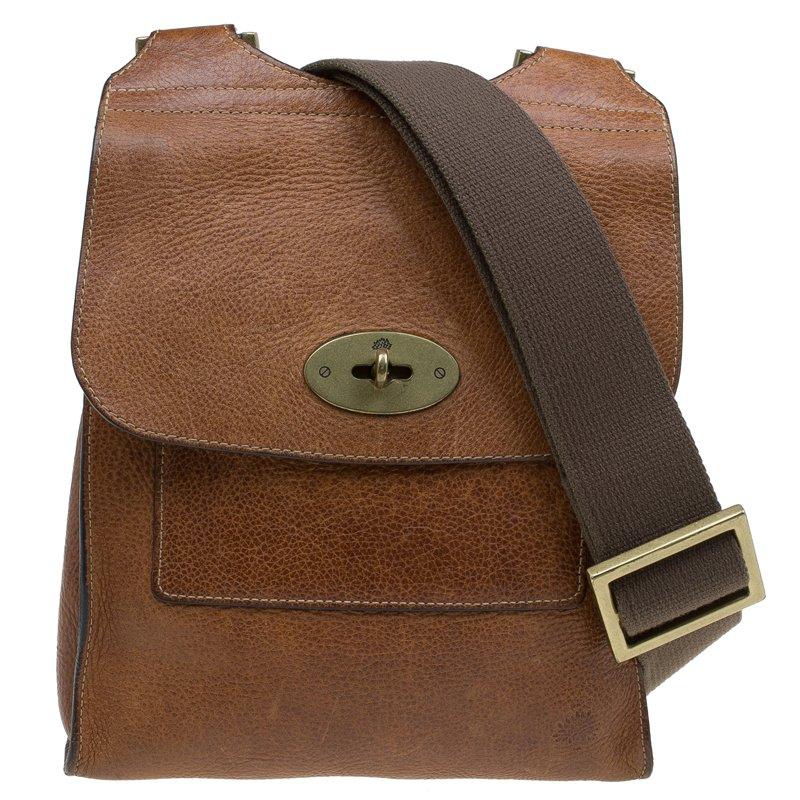 a81ea82db78 ... Mulberry Oak Natural Leather Antony Crossbody Bag. nextprev. prevnext