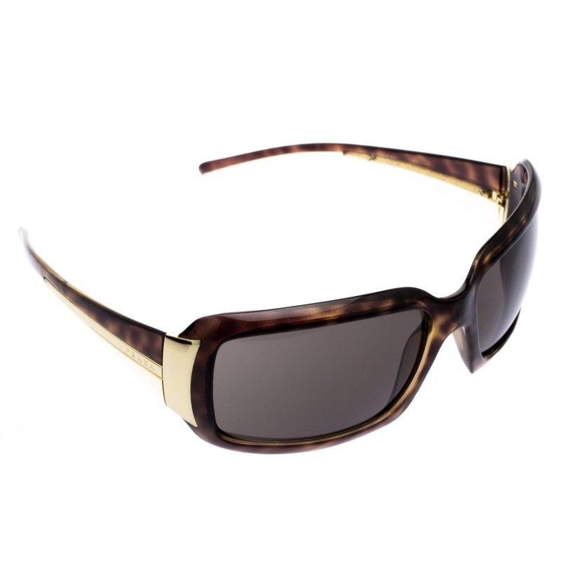 d3e761e0c7c Buy Prada Black SPR01H Square Sunglasses 111910 at best price