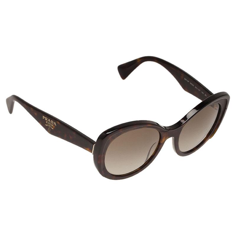ba61b9ee533 ... Prada Two Tone Tortoise Oversized Cat Eye Sunglasses. nextprev. prevnext