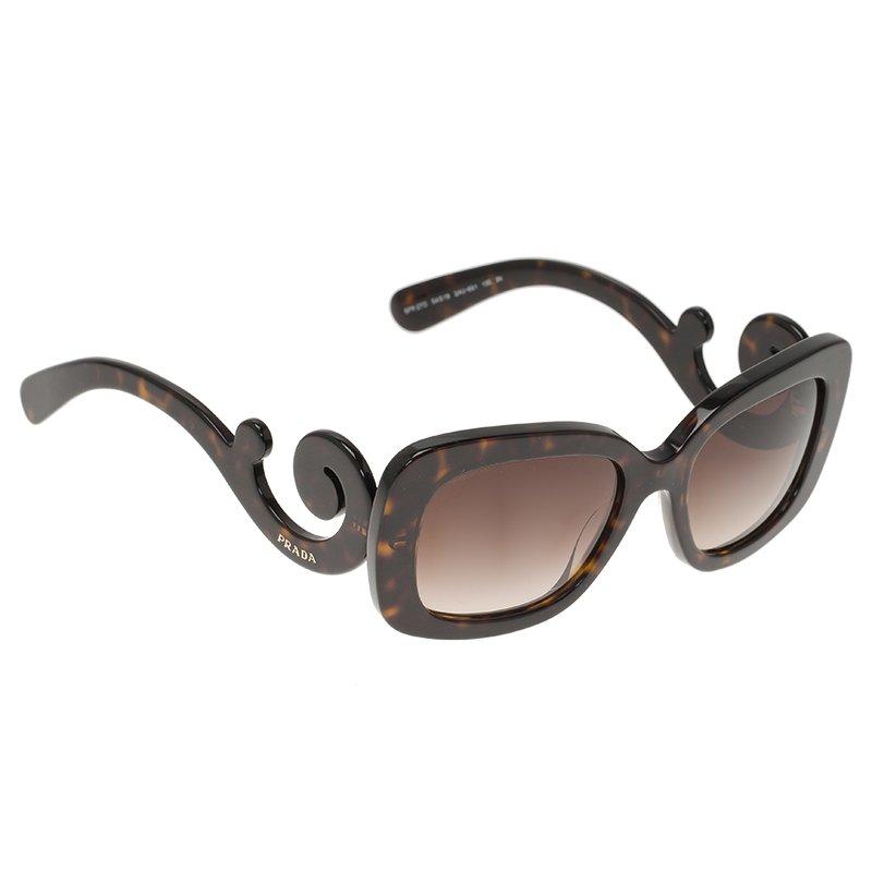 3940811eaf ... Prada Tortoise Frame Baroque Rectangle Sunglasses. nextprev. prevnext