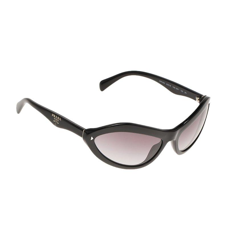 Prada Black SPR 05N Capsule Cat Eye Sunglasses Prada | TLC