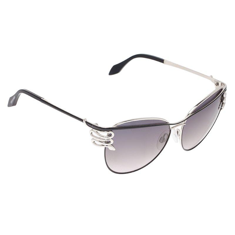 Roberto Cavalli Black Mururoa Sunglasses