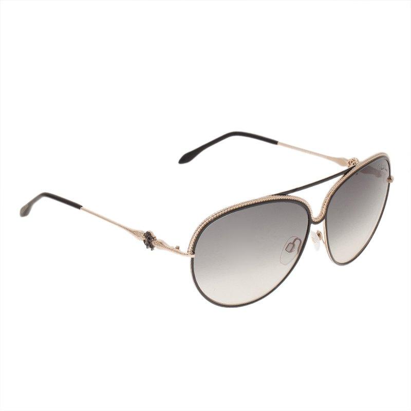 Roberto Cavalli Silver Tureia Sunglasses