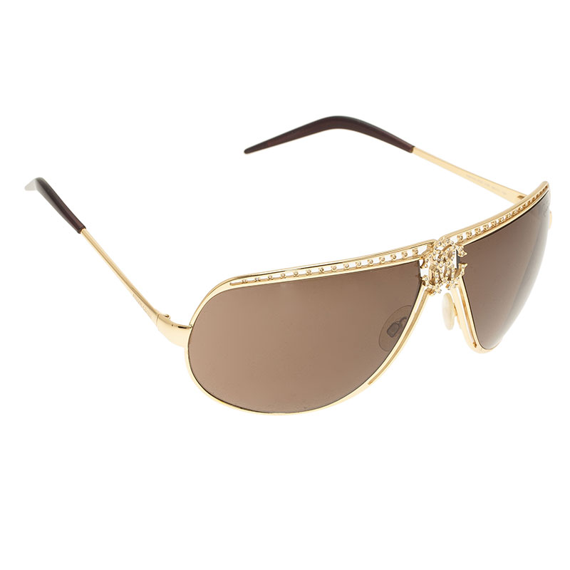 1a3fa172f9e Buy Roberto Cavalli Gold Agenore 305S Sunglasses 9150 at best price ...