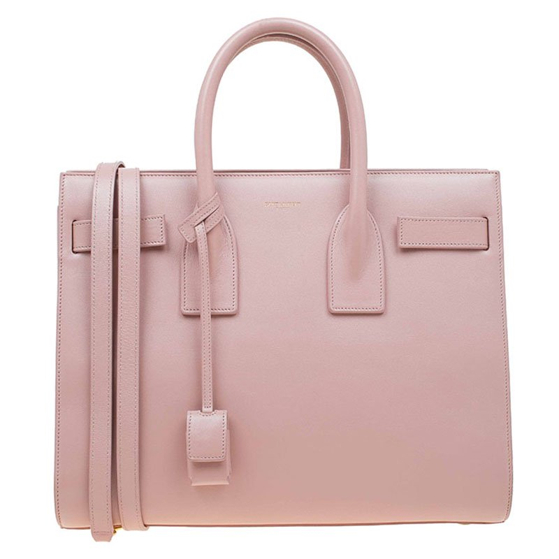 ... Saint Laurent Paris Blash Pink Leather Small Classic Sac De Jour Tote.  nextprev. prevnext 07f3f04e7aa11